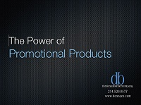 Slide Show: The Power of Promotional Products